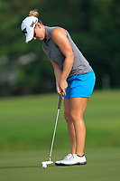 Austin Ernst (USA) in action on the 1st during Round 3 of the HSBC Womens Champions 2018 at Sentosa Golf Club on the Saturday 3rd March 2018.<br /> Picture:  Thos Caffrey / www.golffile.ie<br /> <br /> All photo usage must carry mandatory copyright credit (&copy; Golffile   Thos Caffrey)