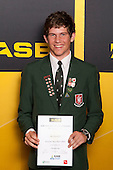 Boys Orienteering winner Ben Reynolds from Westlake Boys High School. ASB College Sport Young Sportsperson of the Year Awards held at Eden Park, Auckland, on November 24th 2011.