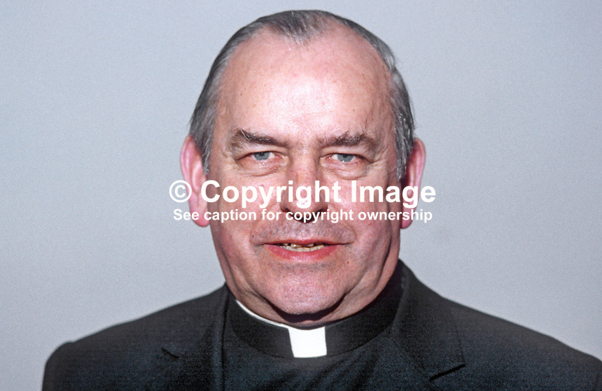 Cardinal Tomas O Fiach, Roman Catholic Primate of Ireland, 19840010TOF<br />