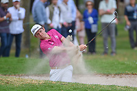 Cameron Smith (USA) hits from the trap on 15 during round 3 of the World Golf Championships, Mexico, Club De Golf Chapultepec, Mexico City, Mexico. 2/23/2019.<br /> Picture: Golffile | Ken Murray<br /> <br /> <br /> All photo usage must carry mandatory copyright credit (© Golffile | Ken Murray)