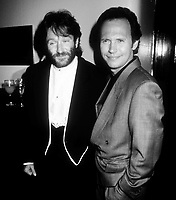 Robin Williams Billy Crystal circa 1980's<br /> Michael Ferguson/PHOTOlink.net