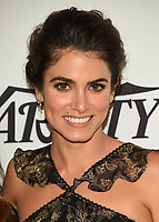 BEVERLY HILLS- OCTOBER 13:  Nikki Reed at Variety's Power of Women: Los Angeles at Beverly Wilshire Four Seasons Hotel on October 13, 2017 in Beverly Hills, California. (Photo by Scott Kirkland/PictureGroup)