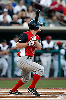 Dale Mollenhauer ---  At the annual California League-Carolina League all-star game at the Diamond in Lake Elsinore, CA - 06/23/2009. The game was won by the California League, 2-1, on a walk-off homerun by Lancaster's Jon Gaston..Photo by:  Bill Mitchell/Four Seam Images