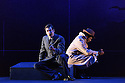 London, UK. 05.10.2016. English Touring Opera presents XERXES, by George Frideric Handel, at the Hackney Empire, prior to setting off on a UK tour. Picture shows: Clint van der Linde (Arsamenes), Peter Brathwaite (Elviro). Photograph © Jane Hobson.