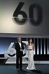 The actors Jose Coronado and Barbara Goenaga during the Openning Ceremony of the 60th San Sebastian Donostia International Film Festival - Zinemaldia.September 20,2012.(ALTERPHOTOS/ALFAQUI/Acero)