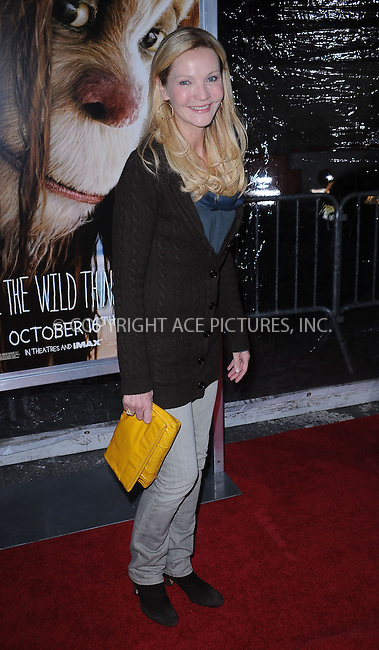 WWW.ACEPIXS.COM . . . . . ....October 13 2009, New York City....Actress Joan Allen arriving at the 'Where The Wild Things Are' premiere at Alice Tully Hall on October 13, 2009 in New York City.....Please byline: KRISTIN CALLAHAN - ACEPIXS.COM.. . . . . . ..Ace Pictures, Inc:  ..(212) 243-8787 or (646) 679 0430..e-mail: picturedesk@acepixs.com..web: http://www.acepixs.com