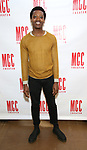 "Ato Blankson-Wood attends the Meet & Greet for the cast and creative team of  MCC Theater's ""Transfers"" on February 28, 2018 at the Second Stage Rehearsal Studios in New York City."