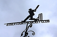Grey skies behind the weather vane during Essex CCC vs Middlesex CCC, Specsavers County Championship Division 1 Cricket at The Cloudfm County Ground on 28th June 2017
