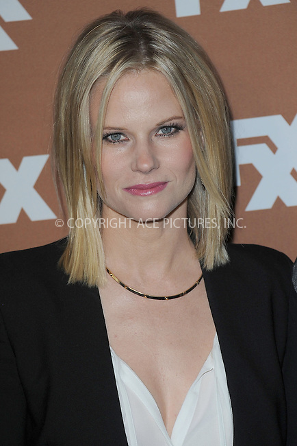 WWW.ACEPIXS.COM . . . . . .March 28, 2013...New York City....Joelle Carter attends the 2013 FX Upfront Bowling Event at Luxe at Lucky Strike Lanes on March 28, 2013 in New York City ....Please byline: KRISTIN CALLAHAN - ACEPIXS.COM.. . . . . . ..Ace Pictures, Inc: ..tel: (212) 243 8787 or (646) 769 0430..e-mail: info@acepixs.com..web: http://www.acepixs.com .