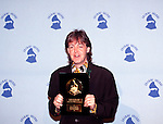 Paul McCartney 1990 33rd Annual GRAMMY Awards Lifetime Achievement Award..