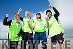 Team Banna Rescue, l-r  Colleen Trant, Brian Crean, Michael Ashe and Gordon Baxter at the Banna Beast Challenge on Saturday