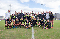 USWNT Training, December 12, 2015