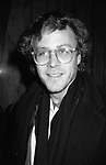 John Heard attends a Broadway Show on April 15, 1982  in New York City.