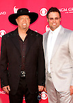 Montgomery Gentry at the 2008 ACM Awards at MGM Grand in Las Vegas, May 18 2008.