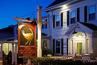 Wild Goose Tavern, Chatham, cape Cod