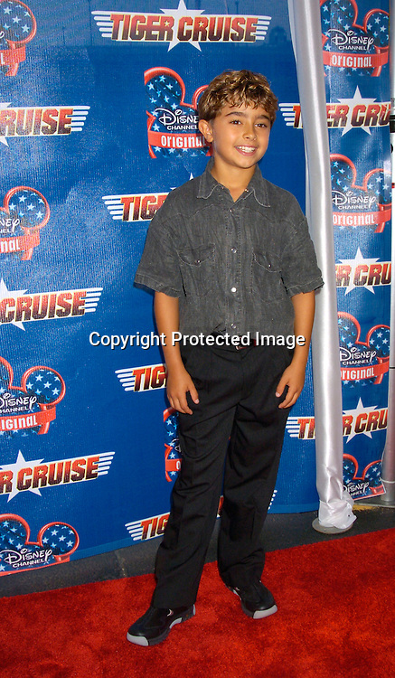"Jansen Panettiere ..at the New York Premiere of "" Tiger Cruise"" on August 3, 2004 onboard The Intrepid. The movie is a Disney Channel movie . ..Photo by Robin Platzer, Twin Images"