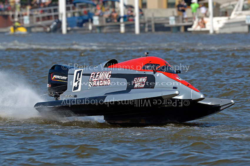 Johnny Fleming (#9) (Formula 2)