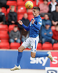 Scott Tanser, St Johnstone