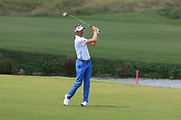 Raphael Jacquelin (FRA) on the 10th fairway during Round 3 of the HNA Open De France at Le Golf National in Saint-Quentin-En-Yvelines, Paris, France on Saturday 30th June 2018.<br /> Picture:  Thos Caffrey | Golffile