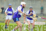Ballyduff v Alan Dineen Saint Brendans on the Semi finals of the County Senior Hurling County Championship at Austin Stack Park, Tralee, on Sunday.