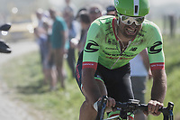 Tom Van Asbroeck (BEL/Cannondale-Drapac)<br /> <br /> 115th Paris-Roubaix 2017 (1.UWT)<br /> One Day Race: Compiègne › Roubaix (257km)