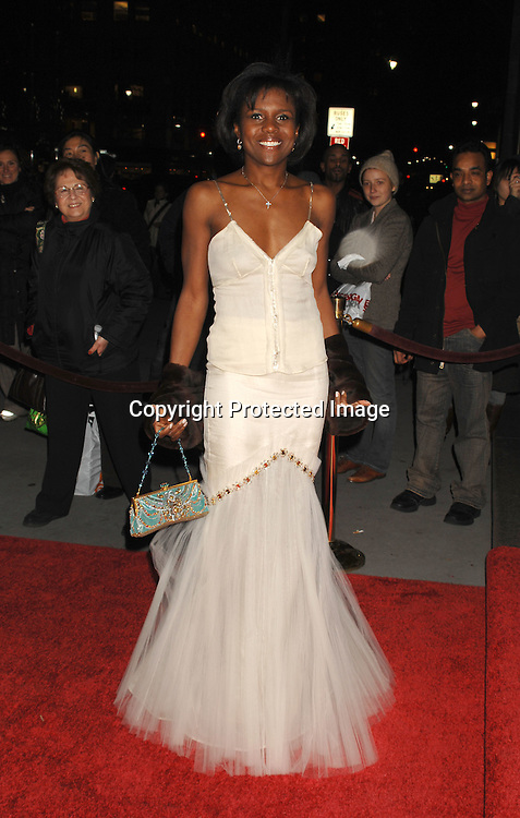 Deborah Roberts..arriving at the 3rd Annual Unicef Snowflake Ball at Cipriani 42nd Street on November 28, 2006...Robin Platzer, Twin Images