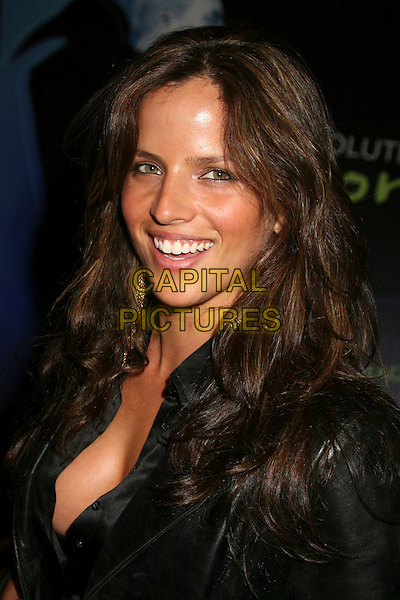 "NOA TISHBY.Los Angeles Premiere of ""Absolute Wilson"" at The Museum of Television and Radio, Beverly Hills, California, USA..December 10th, 2006.headshot portrait.CAP/ADM/BP.©Byron Purvis/AdMedia/Capital Pictures"