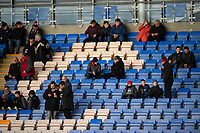 Lincoln City fans enjoy the pre-match atmosphere<br /> <br /> Photographer Andrew Vaughan/CameraSport<br /> <br /> The EFL Sky Bet League One - Shrewsbury Town v Lincoln City - Saturday 11th January 2020 - New Meadow - Shrewsbury<br /> <br /> World Copyright © 2020 CameraSport. All rights reserved. 43 Linden Ave. Countesthorpe. Leicester. England. LE8 5PG - Tel: +44 (0) 116 277 4147 - admin@camerasport.com - www.camerasport.com