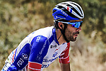 Thibaut Pinot (FRA) Groupama-FDJ during Stage 16 of the 2019 Tour de France running 177km from Nimes to Nimes, France. 23rd July 2019.<br /> Picture: ASO/Pauline Ballet | Cyclefile<br /> All photos usage must carry mandatory copyright credit (© Cyclefile | ASO/Pauline Ballet)