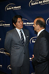 Hideki Matsui and Joe Torre  Converse at the 11TH ANNIVERSARY OF THE JOE TORRE SAFE AT HOME FOUNDATION HELD A CHELSEA PIERS SIXTY, NY