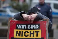2015/02/07 | Hamburg | Politk | NPD-Wahlkampfkundgebung