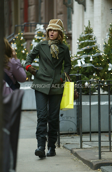 WWW.ACEPIXS.COM . . . . .  ....December 3 2006, New York City....**EXCLUSIVE - FEE MUST BE AGREED BEFORE USE**....Actress and Comedian Sandra Bernhard shopping with friends in Soho, Manhattan.........Please byline: JENNIFER L GONZELES-ACEPIXS.COM.... *** ***..Ace Pictures, Inc:  ..Philip Vaughan (212) 243-8787 or (646) 769 0430..e-mail: info@acepixs.com..web: http://www.acepixs.com