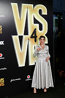 Maria Isabel Diaz attends to Vis a Vis season 4 premiere at Callao City Lights cinema in Madrid, Spain. November 29, 2018. (ALTERPHOTOS/A. Perez Meca) /NortePhoto.com