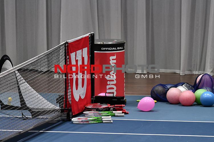 04.01.2018, Estrel Congress Center, Berlin, GER,  Internationaler DTB Tenniskongress 2019 <br /> <br /> im Bild Symbolfoto Internationaler Tenniskongress<br /> <br /> Foto &copy; nordphoto/Mauelshagen