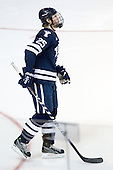 Ryan Donald (Yale - 25) - The Boston College Eagles defeated the Yale University Bulldogs 9-7 in the Northeast Regional final on Sunday, March 28, 2010, at the DCU Center in Worcester, Massachusetts.