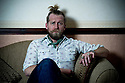 Harrogate, UK. 15.12.11. Sitting Room Comedy Club at the Cedar Court Hotel, Harrogate, plays host to top stand ups Tony Law, Anthony King and Hal Cruttenden. Photograph shows: Tony Law. Photo credit: Jane Hobson.