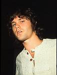 The Doors 1968 Jim Morrison ..© Chris Walter..