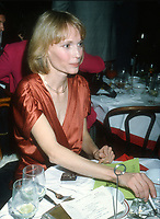 Mia Farrow 1979<br /> Photo By John Barrett/PHOTOlink/MediaPunch