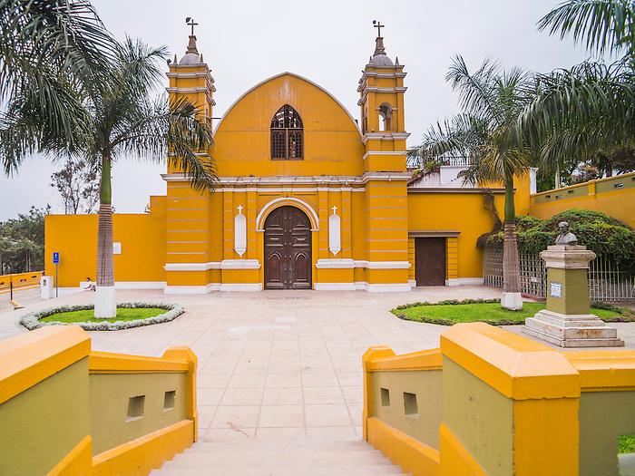 La Ermita Church, Barranco District, Lima, Lima Province, Peru
