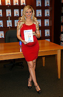 """20 May 2016 - Las Vegas, Nevada - Holly Madison. Holly Madison signs her new best seller, """"The Vegas Diaries"""" at the Rainbow Avenue Barnes and Noble in Las Vegas. Photo Credit: MJT/AdMedia"""