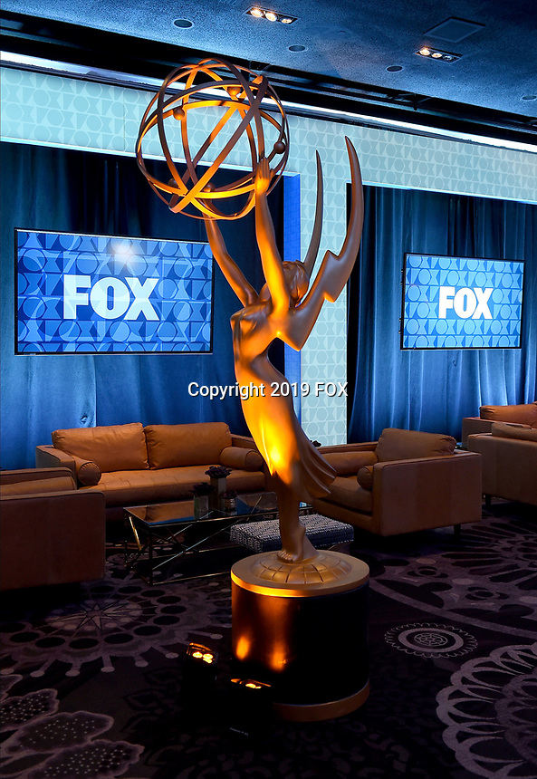 2019 FOX SUMMER TCA: Behind The Scenes at the 2019 FOX SUMMER TCA at the Beverly Hilton Hotel, Wednesday, Aug. 7 in Beverly Hills, CA. CR: Frank Micelotta/FOX/PictureGroup