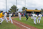 A photograph from the NIAA 4A Northern Regional Baseball Championship at Galena High School in Reno, Nevada on Saturday, May 12, 2018.