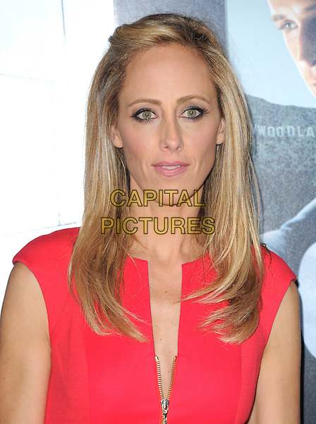 """Kim Raver.""""Gangster Squad"""" Los Angeles Premiere held at Grauman's Chinese Theatre, Hollywood, California, USA.     .January 7th, 2013.headshot portrait red sleeveless  .CAP/DVS.©DVS/Capital Pictures."""