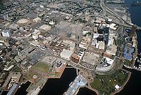 1996 May..Redevelopment..Macarthur Center.Downtown North (R-8)...CLOSEUP.LOOKING EAST...NEG#.NRHA#..