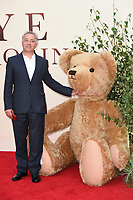 Writer Frank Cottrell at the World Premiere of &quot;Goodbye Christopher Robin&quot; at the Odeon Leicester Square, London, UK. <br /> 20 September  2017<br /> Picture: Steve Vas/Featureflash/SilverHub 0208 004 5359 sales@silverhubmedia.com