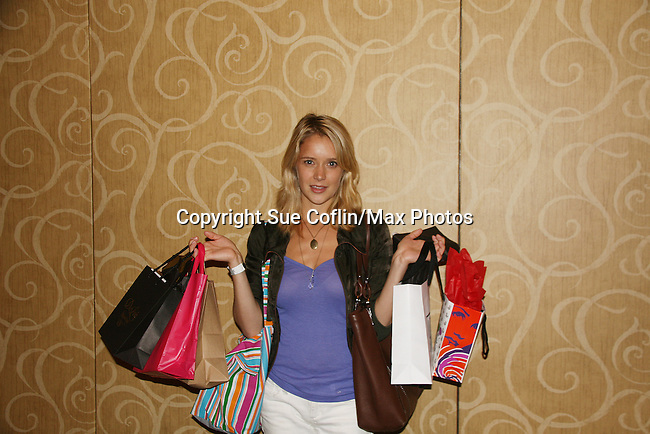 Marnie Schulenburg - Younger Actress Nominee - Official Daytime Emmy Awards gifting Suite on June 26, 2010 during 37th Annual Daytime Emmy Awards at Las Vegas Hilton, Las Vegas, Nevada, USA. (Photo by Sue Coflin/Max Photos)