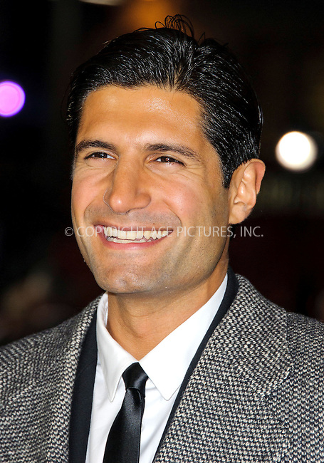 WWW.ACEPIXS.COM....US Sales Only....October 10 2012, London....Kayvan Novak at the premiere of Frankenweenie 56th BFI London Film Festival on October 10 2012 in London ....By Line: Famous/ACE Pictures......ACE Pictures, Inc...tel: 646 769 0430..Email: info@acepixs.com..www.acepixs.com