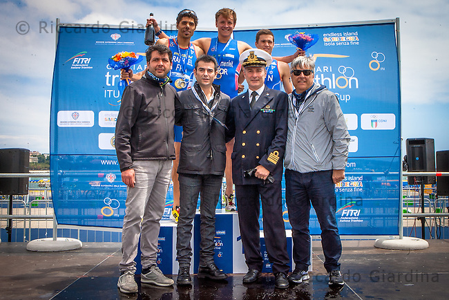 08/05/2016 - Elite race, 2016 Cagliari ITU Triathlon World Cup -