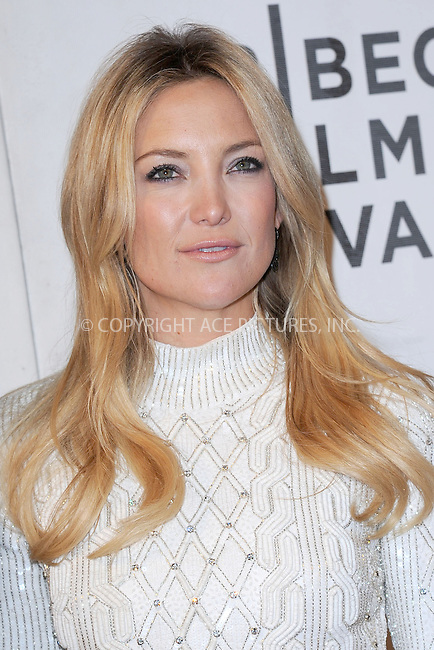 WWW.ACEPIXS.COM . . . . . .April 22, 2013...New York City....Kate Hudson attends the 'Reluctant Fundamentalist' US Premiere during the 2013 Tribeca Film Festival on April 22, 2013 in New York City ....Please byline: KRISTIN CALLAHAN - ACEPIXS.COM.. . . . . . ..Ace Pictures, Inc: ..tel: (212) 243 8787 or (646) 769 0430..e-mail: info@acepixs.com..web: http://www.acepixs.com .