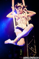 Live concert photo of Emilie Autumn @ El Rey Theater Los Angeles by http://www.justingillphoto.com
